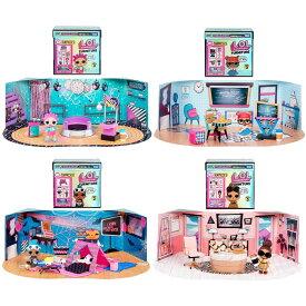 【国内販売正規品】 L.O.L. エルオーエル サプライズ ! ファニチャーセット シリーズ3 全4種 おもちゃ 送料無料