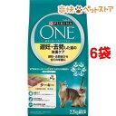 ピュリナワン キャット 避妊・去勢した猫の体重ケア ターキー(2.2kg*6コセット)【d_brmix】【ピュリナワン(PURINA ONE…
