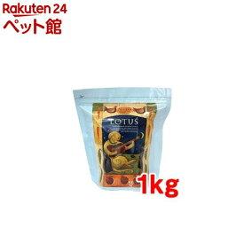 ロータス アダルト チキンレシピ 中粒(1kg)【ロータス】[ドッグフード][爽快ペットストア]