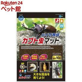 インセクトランド バイオ育成 カブト虫マット(10L)【インセクトランド】[爽快ペットストア]