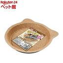 ニャンタクラブ ニャン太の麻のツメとぎトレイ 猫耳付き鍋型(1コ入)【ニャン太】[爽快ペットストア]
