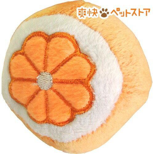 まんまるフルーツ オレンジ(1コ入)【まんまるシリーズ(ペット)】[爽快ペットストア]