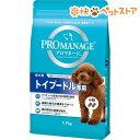プロマネージ トイプードル専用 成犬用(1.7kg)【promanage1211】【プロマネージ】[爽快ペットストア]