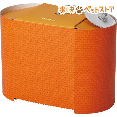 オッポ OPPO ロールペーパーホルダー オレンジドッグ(1コ入)【オッポ(OPPO)】[爽快ペットストア]