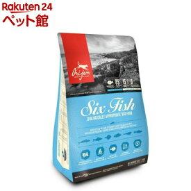 オリジン 6フィッシュドッグ(340g)【オリジン】[爽快ペットストア]