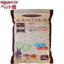 クリーンモフ 小動物用床材 KAMIYUKA 紙床 ホワイト(500g)【202009_sp】[爽快ペットストア]