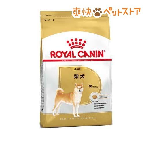 ロイヤルカナン ブリードヘルスニュートリション 柴犬 成犬用(8kg)【ロイヤルカナン(ROYAL CANIN)】[爽快ペットストア]