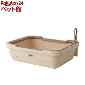 しつけるトイレ C-M アイボリー(1コ入)【しつけるトイレ】[爽快ペットストア]