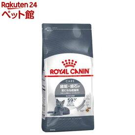 ロイヤルカナン フィーラインケアニュートリション オーラル ケア(400g)【d_rc】【d_rc15point】【ロイヤルカナン(ROYAL CANIN)】[キャットフード][爽快ペットストア]