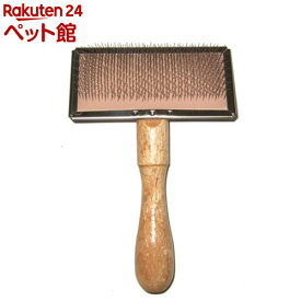 武蔵プロ用ステンレススリッカーソフト 小(1本入)[爽快ペットストア]