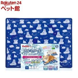 犬猫用マット アルミクール クリーンジェルマット M(1個)【ペティオ(Petio)】[爽快ペットストア]