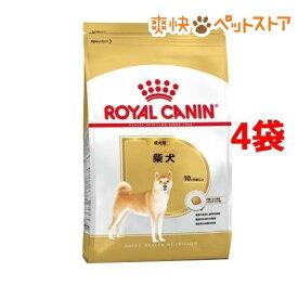 ロイヤルカナン ブリードヘルスニュートリション 柴犬 成犬用(3kg*4コセット)【ロイヤルカナン(ROYAL CANIN)】[爽快ペットストア]