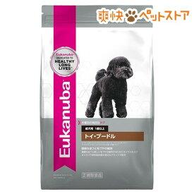 ユーカヌバ トイ・プードル 成犬用 1歳以上(2.7kg)【d_euka】【ユーカヌバ(Eukanuba)】[爽快ペットストア]