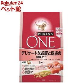 ピュリナワン ドッグ デリケートなお腹と皮膚の健康ケア(2.1kg)【dalc_purinaone】【qqs】【qqw】【nd09_nestle】【ピュリナワン(PURINA ONE)】[ドッグフード][爽快ペットストア]