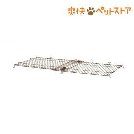 リッチェル 木製スライドペットサークル ワイド屋根面(1枚入)[爽快ペットストア]