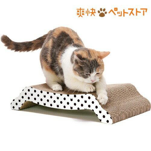 猫壱 バリバリ ベッド ワイド M(1コ入)【猫壱】[爽快ペットストア]