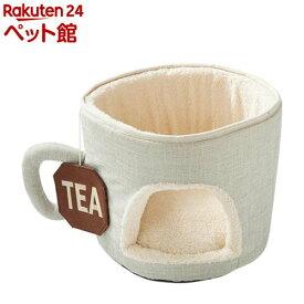 TEAカップハウス(1コ入)【201912_sp】【PuChiko】[爽快ペットストア]