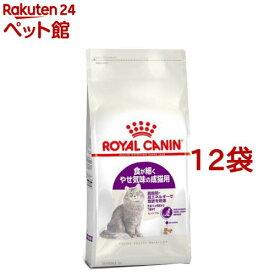 ロイヤルカナン フィーラインヘルスニュートリション センシブル(400g*12コセット)【d_rc】【dalc_royalcanin】【ロイヤルカナン(ROYAL CANIN)】[キャットフード][爽快ペットストア]