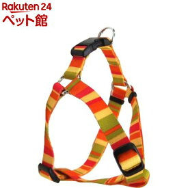 レインボーハーネス #15 オレンジ(1本入)【レインボーシリーズ】[爽快ペットストア]