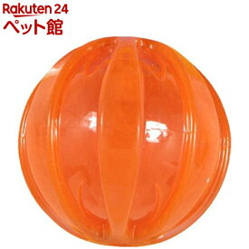 メローボール Mサイズ オレンジ(1コ入)[爽快ペットストア]