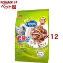 コンボ 肥満が気になる猫用 まぐろ味・かつお節・小魚添え(700g*12コセット)【コンボ(COMBO)】[キャットフード][爽快…