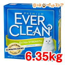 猫砂 エバークリーン 小粒・微香タイプ(6.35kg)【エバークリーン】[エバークリーン 微香 猫砂 ねこ砂 ネコ砂 鉱物 ペ…