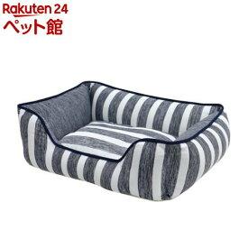 スクエアベッド SB-97 S ブルー(1個)【adorable pets(アドラブルペッツ)】[爽快ペットストア]