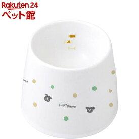食べやすい陶製食器 犬用 M(1コ入)【マルカン(ペット)】[爽快ペットストア]