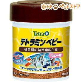 テトラミン ベビー(30g)【Tetra(テトラ)】[爽快ペットストア]