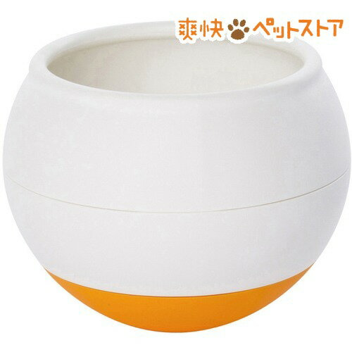 オッポ OPPO フードボール ミニ オレンジ(1コ入)【オッポ(OPPO)】[爽快ペットストア]