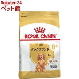 ロイヤルカナン ブリードヘルスニュートリション ダックス中・高齢犬用(3kg)【d_rc】【d_rc15point】【ロイヤルカナン(ROYAL CANIN)】[ドッグフード][爽快ペットストア]