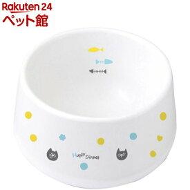食べやすい陶製食器 猫用(1コ入)【マルカン(ペット)】[爽快ペットストア]