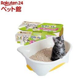 デオトイレ 子猫から体重5kgの成猫用(1個)【d_ucc】【dalc_unicharmpet】【petwari_2005】【デオトイレ】[爽快ペットストア]