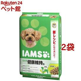 アイムス 成犬用 健康維持用 チキン 小粒(12kg*2コセット)【d_iamsdog】【IAMS1120_snr_chkn03】【dalc_iams】【d_iams】【202009_sp】【アイムス】[ドッグフード][爽快ペットストア]