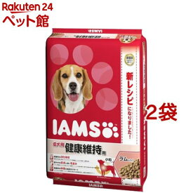 アイムス 成犬用 健康維持用 ラム&ライス 小粒(12kg*2コセット)【d_iamsdog】【iamsd71609】【dalc_iams】【d_iams】【202009_sp】【アイムス】[ドッグフード][爽快ペットストア]