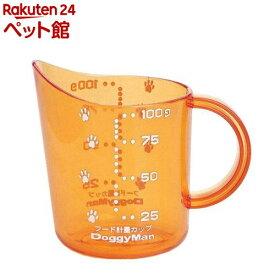 ドギーマン フード計量カップ(1コ入)【ドギーマン(Doggy Man)】[爽快ペットストア]