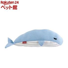 ペティオ ひんやりTOY あごまくら クジラ(1個)【ペティオ(Petio)】[爽快ペットストア]