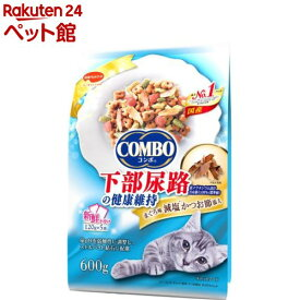 コンボ 猫下部尿路の健康維持 まぐろ味・減塩かつお節添え(120g*5袋入)【2106_mtmr】【コンボ(COMBO)】[キャットフード][爽快ペットストア]