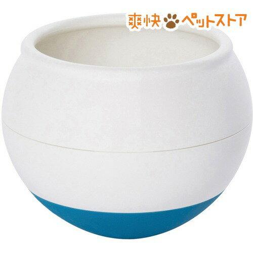 オッポ OPPO フードボール ミニ ブルーグリーン(1コ入)【オッポ(OPPO)】[爽快ペットストア]