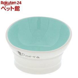 ペティオ Porta 脚付き陶器食器 Sサイズ(1コ入)【ペティオ(Petio)】[爽快ペットストア]