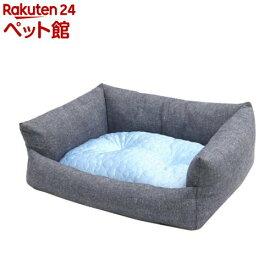 スクエアベッド SB-101 S ブルー(1個)【adorable pets(アドラブルペッツ)】[爽快ペットストア]