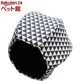 PuChiko キャットボール ブラック*ホワイト(1コ入)【201912_sp】【PuChiko】[爽快ペットストア]