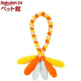 ペティオ ひっぱれワンワンロープ オレンジ(1コ入)【ペティオ(Petio)】[爽快ペットストア]