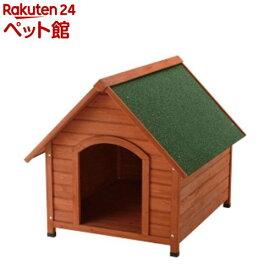 リッチェル 木製犬舎 830(1台)[爽快ペットストア]