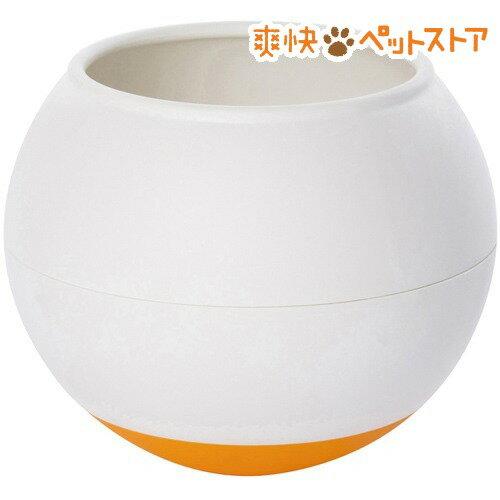オッポ OPPO フードボール レギュラー オレンジ(1コ入)【オッポ(OPPO)】[爽快ペットストア]