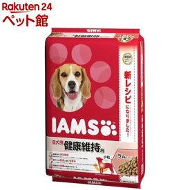 アイムス 成犬用 健康維持用 ラム&ライス 小粒(12kg)【d_iamsdog】【iamsd71609】【dalc_iams】【d_iams】【アイムス】[ドッグフード][爽快ペットストア]