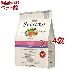 ニュートロ シュプレモ 小型犬用 成犬用(3kg*4コセット)【d_nutro】【シュプレモ(Supremo)】[ドッグフード][爽快ペットストア]