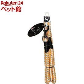 ドギーマン 反射カラーリード 16mm イエロー MD2494(1コ入)【ドギーマン(Doggy Man)】[爽快ペットストア]