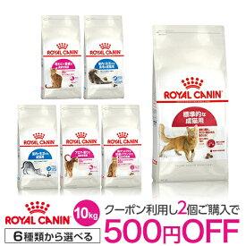 【店内クーポン配布中!】ロイヤルカナン FHN 10kg 6種類から選べる[ROYAL CANIN]