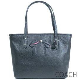 2424f12a0a7a コーチ COACH バッグ レディース トートバッグ トート レザー リボン かばん 鞄 【送料無料】 ブランド